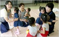 (4)子供を産み、育てやすい環境づくりのための事業