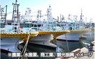 (3) 農業、水産業、商工業、観光振興