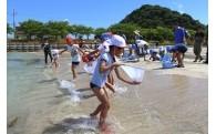 高浜町の自慢である、海、山、町並みなどの保全活動への応援