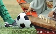 ⑥文化・スポーツの振興