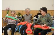 (4)高齢者や障がい者(児)にやさしいまちづくり