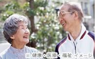③医療、福祉の充実(高齢者対策、障がい者対策など)