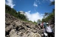 ①南・中央の二つのアルプスが育む自然環境・景観の保全