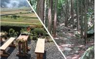 (3)中山間地域のまちづくりを推進する事業