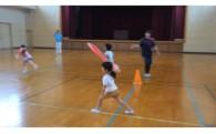 ⑫ 保育園児の体力や運動能力の向上に取り組みます。