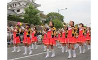 ⑥ 小学校の金管バンド・中学校の吹奏楽を支援します。