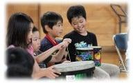 1.次代のふるさとを担う子どもたちの活動事業