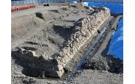 ◆駿府城跡天守台発掘調査