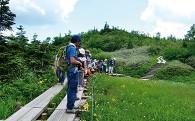 登山道、遊歩道及びトイレ等の環境整備に関する事業