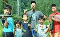子どもたちの自然体験活動に関する事業
