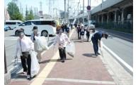 門真市を「きれいなまち」に!清掃活動を応援!