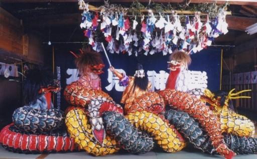 (2) 大元神楽、石見神楽等、ふるさとの伝統芸能、文化の伝承に関する事業