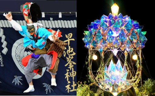 1 宮沢賢治と早池峰神楽など花巻が誇る文化や伝統を未来につなげたい。