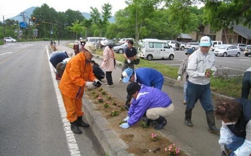 ③村民と協働による村づくり、コミュニティ活動事業