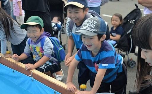 子どもたちが元気に健やかに育つための事業