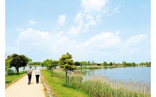 1.水と緑の自然環境保全事業
