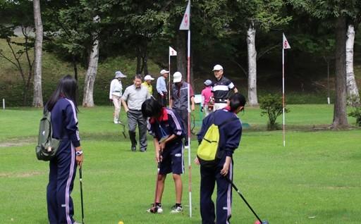 パークゴルフの振興に関する事業