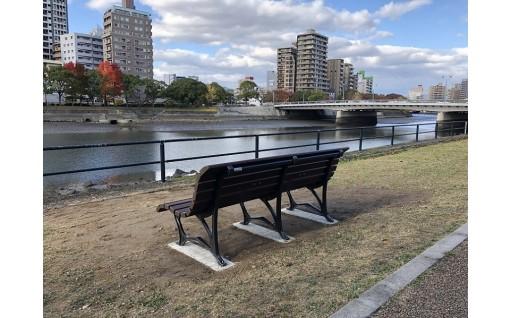 市民ふれあいベンチの設置