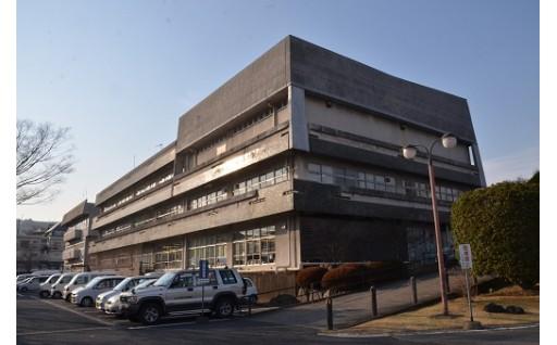 8.災害に強い庁舎の建設