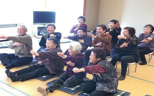 2. お年寄りがいきいきと暮らすための事業