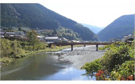 1.安田川の清流、澄んだ空気など豊かな自然環境の保全に関する事業