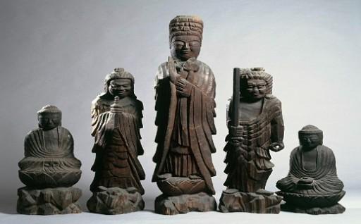 ④ 指定文化財「円空仏」の保存・維持管理を行います。