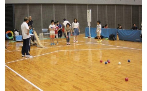 18 パラスポーツ競技用具の整備(スポーツ振興基金)