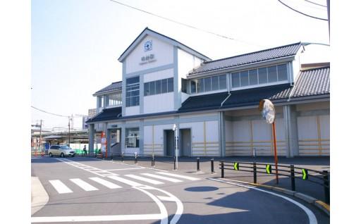 羽村駅西口都市開発整備【特典はありません】