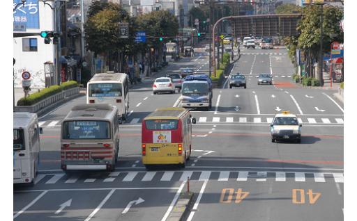 総合的な交通ネットワーク構築事業