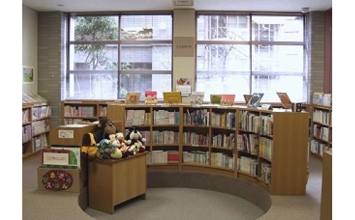図書の充実等(町図書館の図書購入)