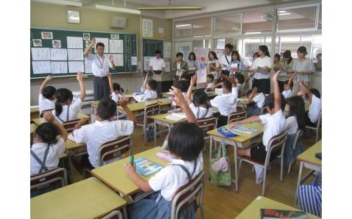個別事業11:心を重視した教育『だれもが行きたくなる学校づくり』