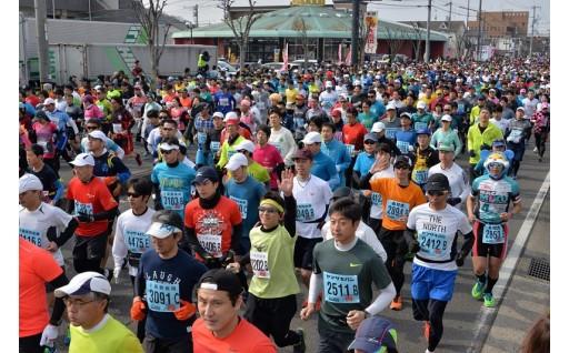 個別事業22:東の東京マラソン 西の『そうじゃ吉備路マラソン』