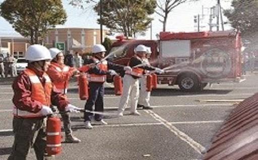 3.災害や事故から市民を守る