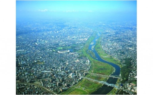 22.多摩川における豊かな河川空間の創出