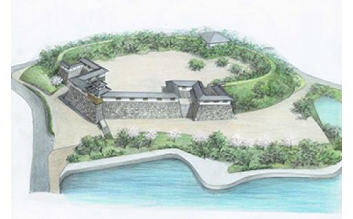 刈谷城の復元をはじめとする亀城公園の再整備及び歴史博物館の整備