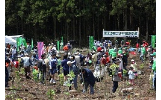 9.富士山麓の森林保全