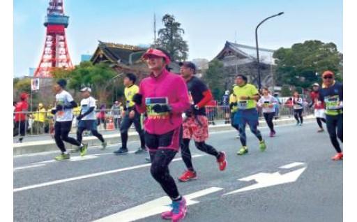港区マラソン