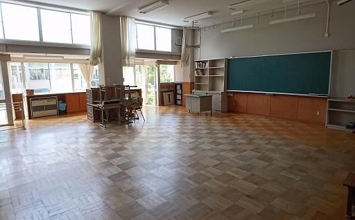 小学校跡地活用推進プロジェクト