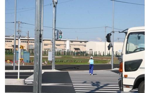 【教育】子どもたちの未来を守りたい!通学路への防犯カメラ設置事業