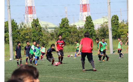 神栖市を日本一のスポーツタウンにするための支援