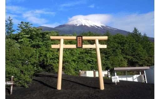 1.富士山へ訪れやすい街の環境整備に活用