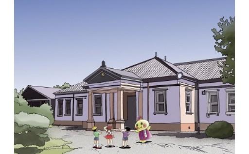 3. 国の重要文化財である「旧善通寺偕行社」の維持・管理のための費用等として
