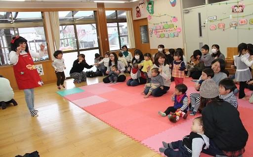 (3)安心・安全な子育て環境づくりプロジェクト