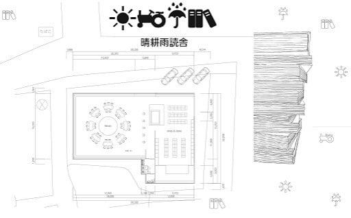 50)特定非営利活動法人晴耕雨読舎
