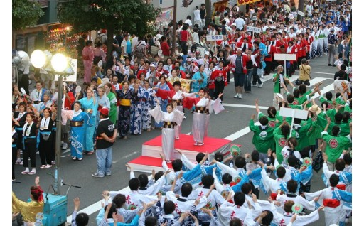 5.街なかの祭り等を通した賑わいづくりのために