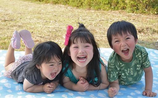子どもの笑顔があふれるまちへ