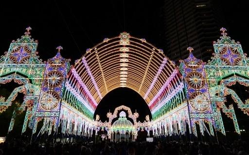 14.神戸ルミナリエの開催~震災の記憶を語り継ぐ