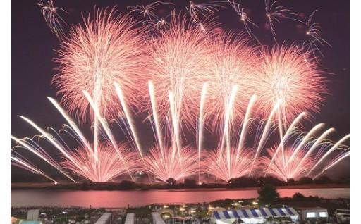 10 利根川大花火大会の開催に関する事業