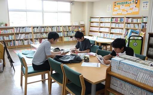 町民のための図書購入