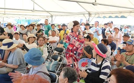合併65周年町政施行60周年記念事業の開催